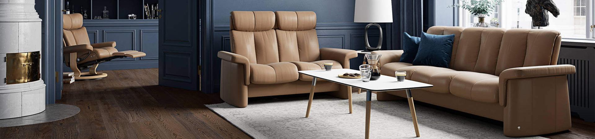 Salon canapé fauteuil à Saint-Malo